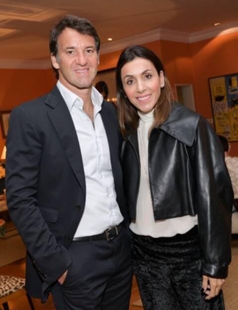 Eduardo e Lica Melzer