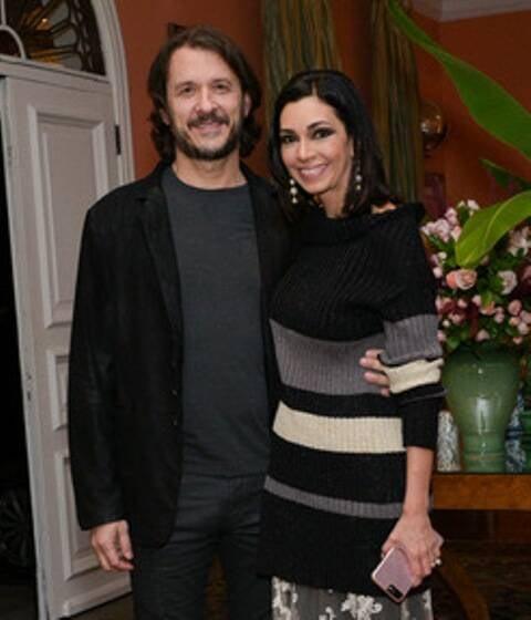 Otaviano Carvalho e Renata Figueiredo