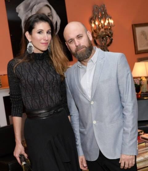 Paula Rita Saady e Paulo Nunes