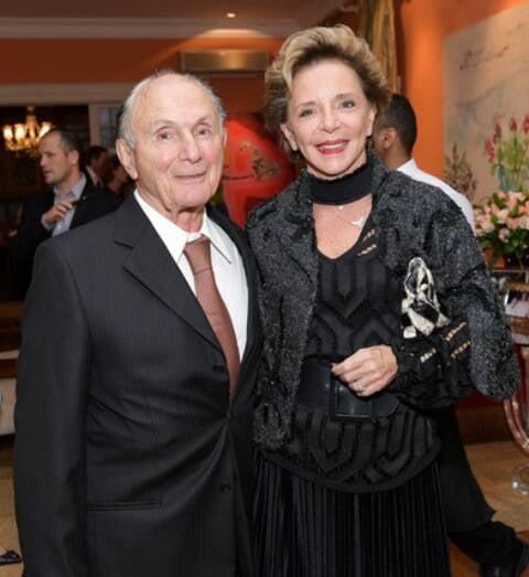Roberto e Claudette Daude