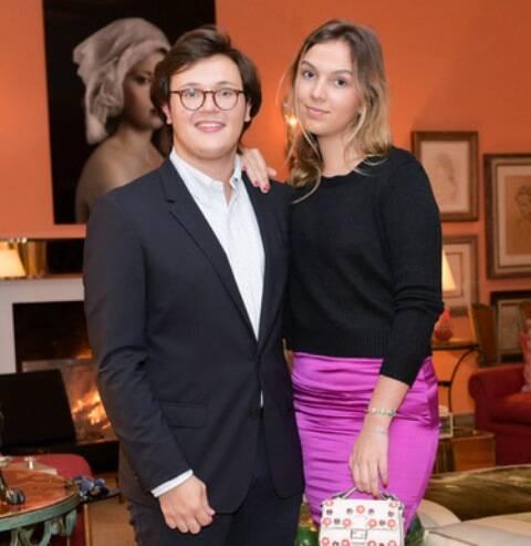 Zeca Bordon e Maria Melzer