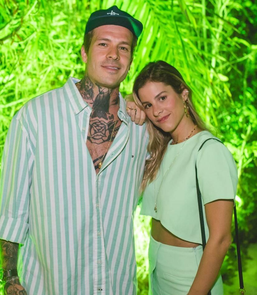 Matheus Verdelho e Snahtal Abreu /Foto: Gustavo Menasce