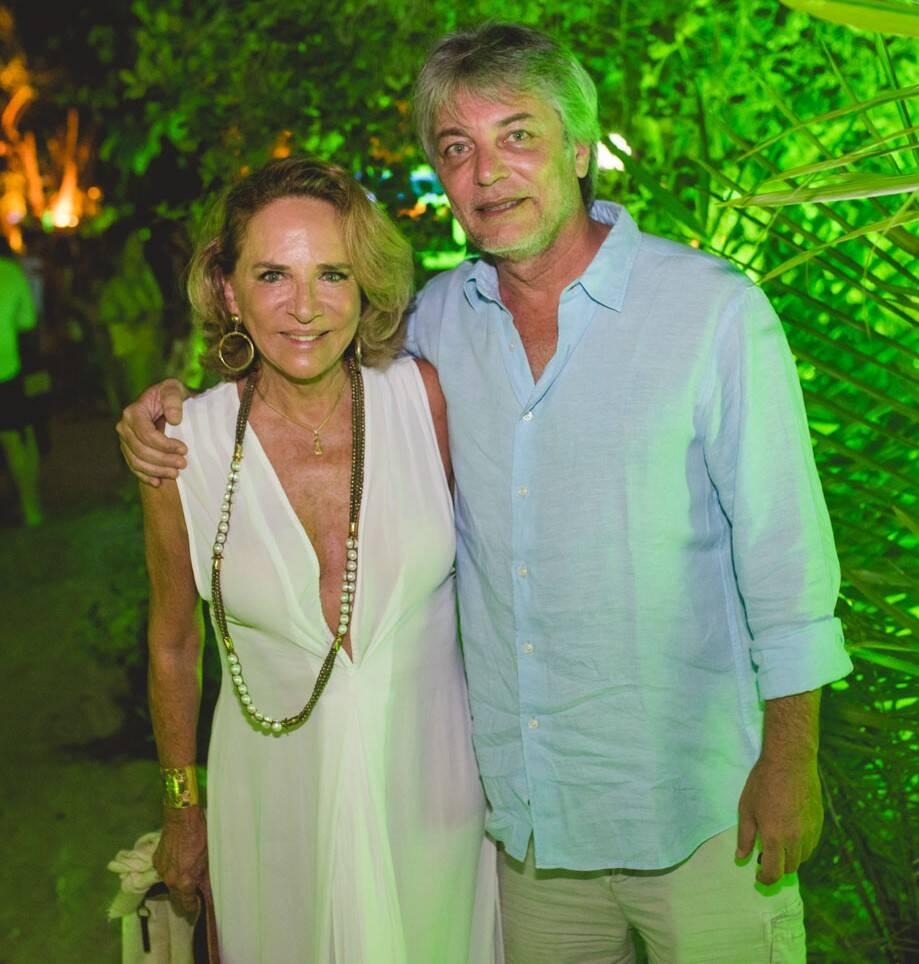Lenny Niemeyer e Lulu Lima e Silva /Foto: Gustavo Menasce