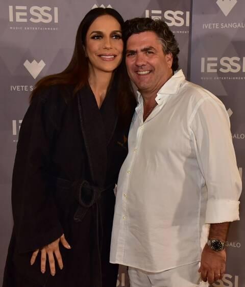 Ivete Sangalo e João Eça Pinheiro