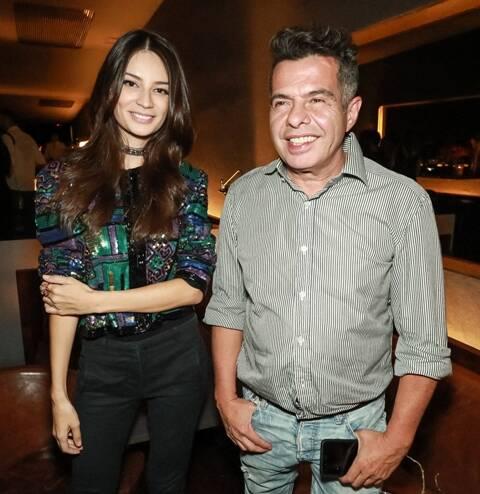 Bruna Ventura e André Schiliró