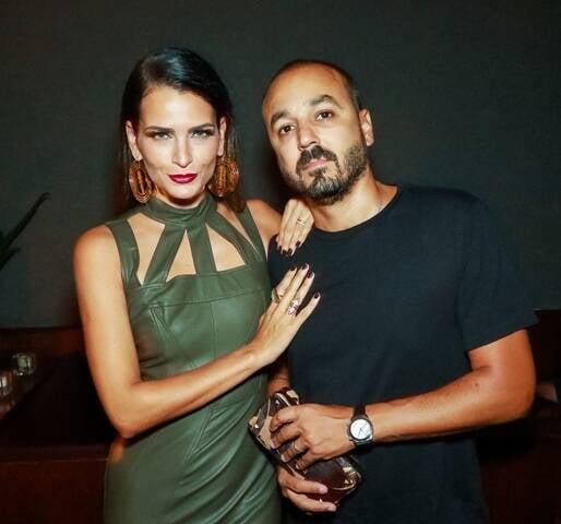 Fernanda Motta e Roger Rodrigues