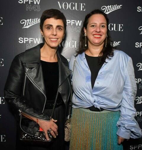 Lilian Pacce e Silvia Rogar