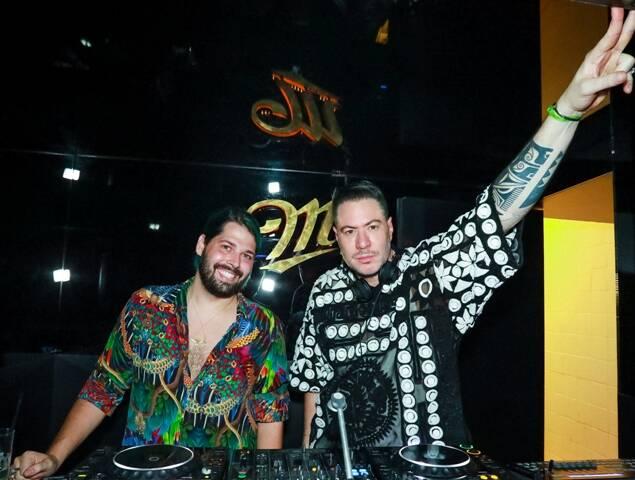 Thomaz Azulay e Renato Ritier