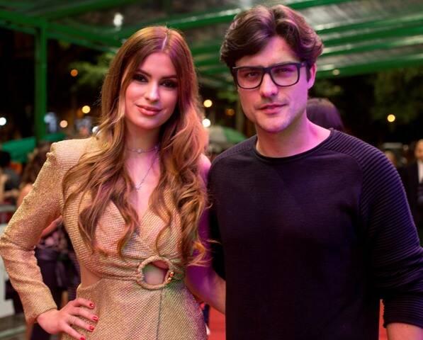 Bruna e Guilherme Leycan