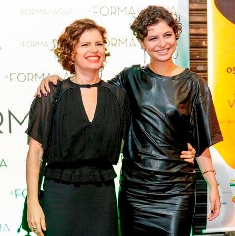 Débora Bloch e Júlia Anquier