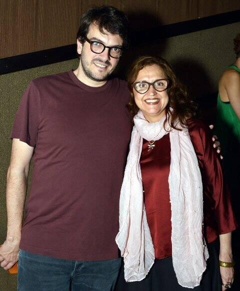 Rodrigo Teixeira e Ilda Santiago