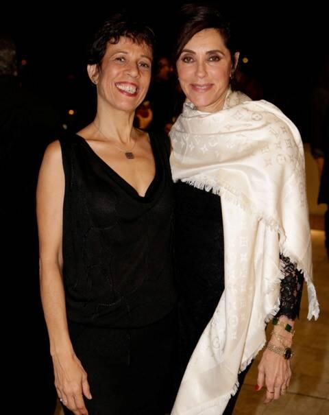 Vilma Lustosa e Christiane Torloni
