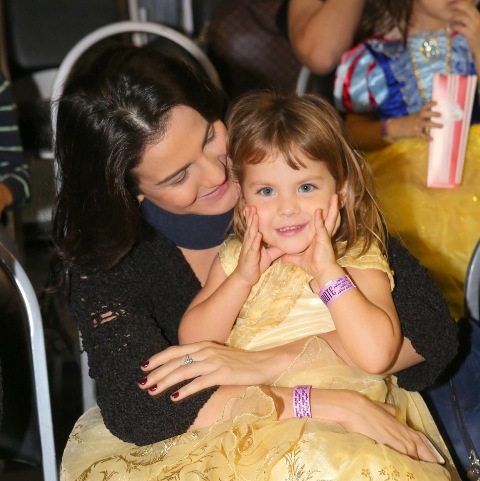 Kyra Gracie e filha, Kyara