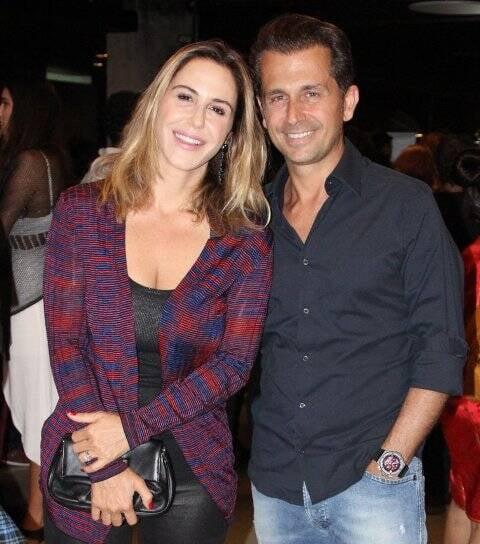 Guilhermina Guinle e Leonardo Antonelli