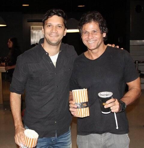 Armando Babaioff e João Vitti