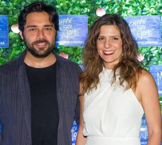 Jiddu Pinheiro e Georgiana Góes