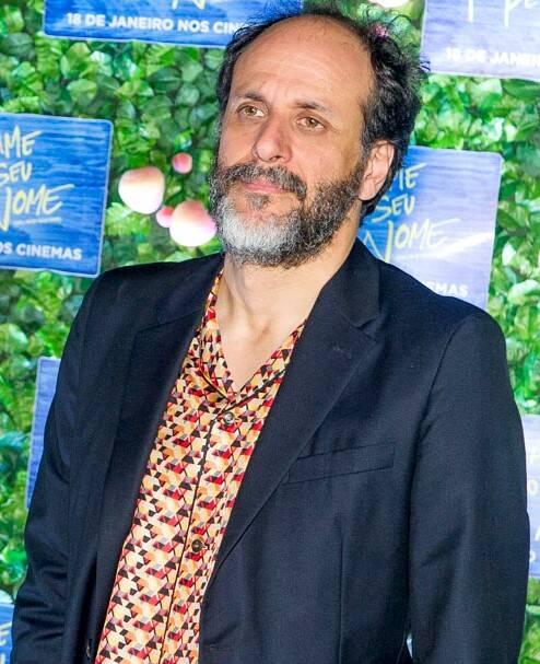 O diretor Lucca Guadagnino