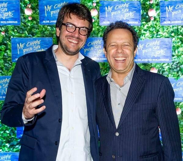 Rodrigo Teixeira e Vik Muniz