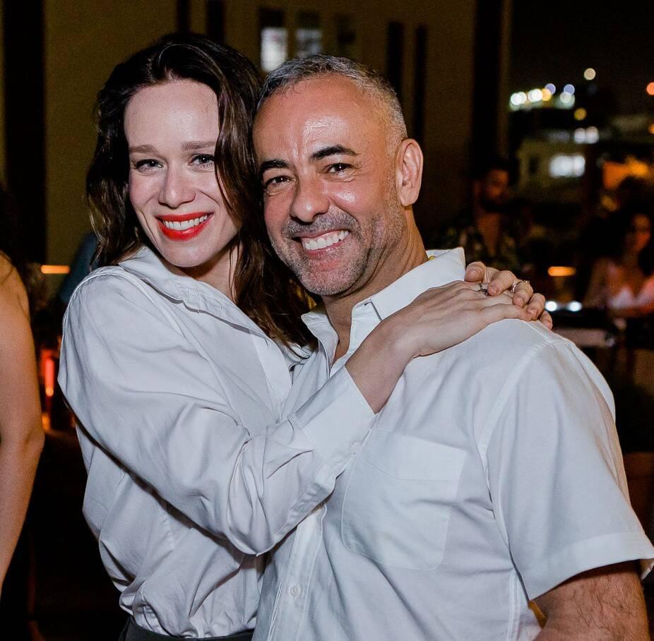 Mariana Ximenes e Francisco Costa /Foto: Bruno Ryfer