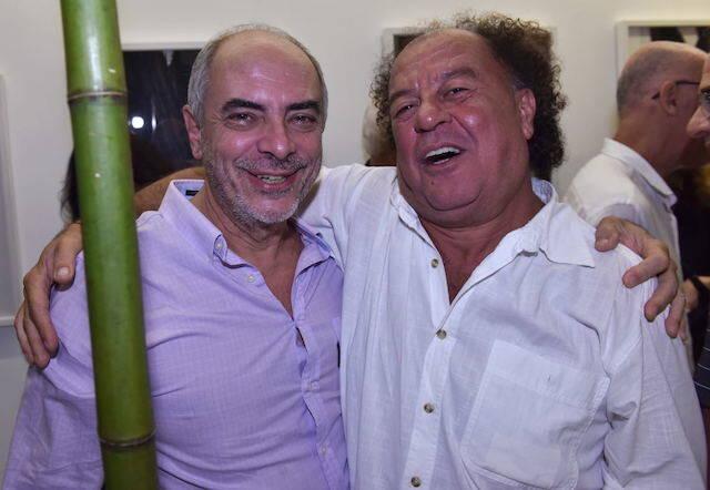 Milton Machado e Ronald Duarte