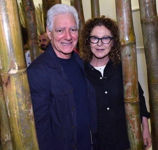 Antônio Manuel e Marisa Abate