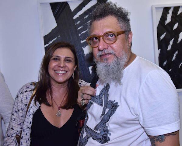 Fernanda Junqueira e Efrain Almeida