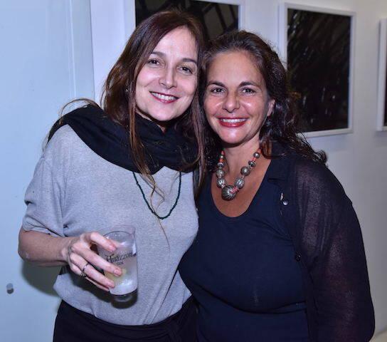 Alessandra Vaghi e Adriana Maciel