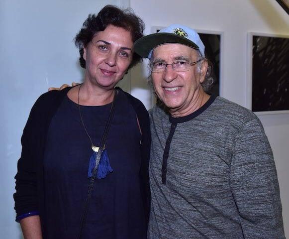Suzana Queiroga e Rubem Grilo