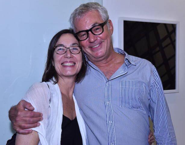 Fernanda Gomes e Marcos Chaves