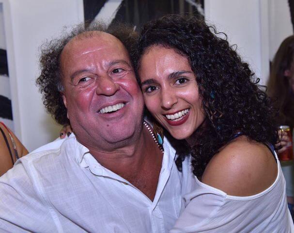 Ronald Duarte e Mery Horta
