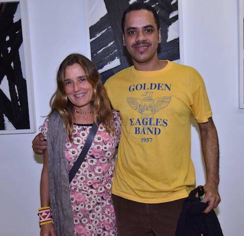 Gabriela Machado e Gais Ama