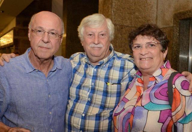 Evandro Carneiro, Matias e Hortênsia Mercier