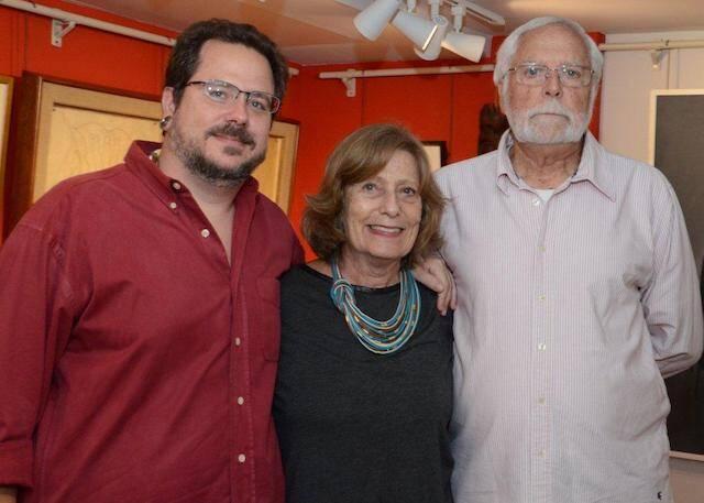Marcelo Schild, Suzana Schild e Jean Michel Arlim