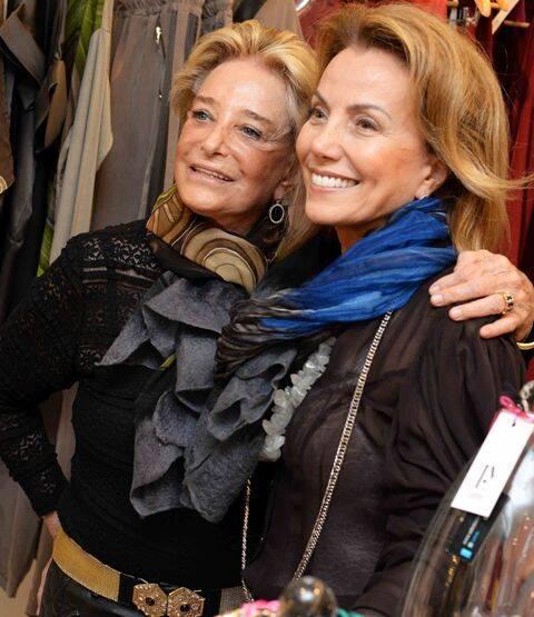 Danielle Cunha e Layla Poyastro