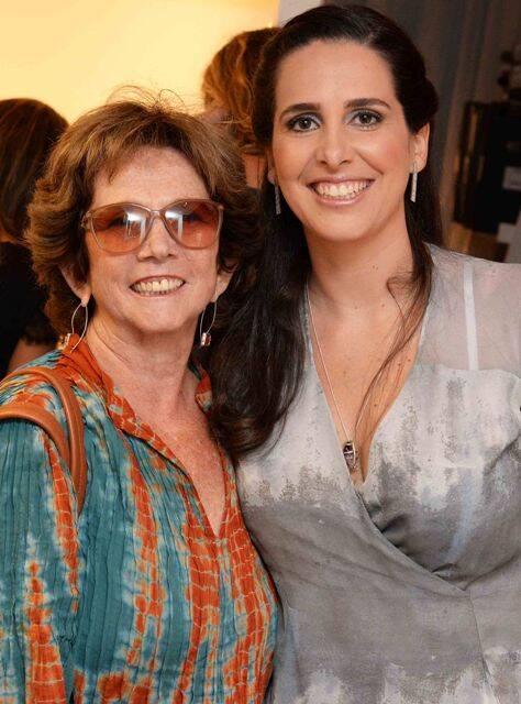 Dora Plattek e Vanessa Robert