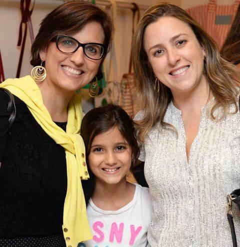 Lea, Rachel e Ana Helmann