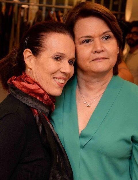 Zizi Ribeiro e Beth Aguiar