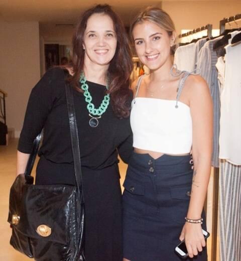 Déia Arbex e Paula Oliveira