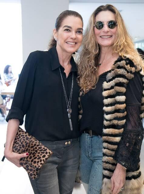 Beth Accurso e Rosana Braga