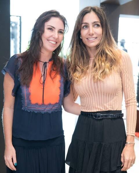 Glenda Kozlowski e Andrea Santa Rosa