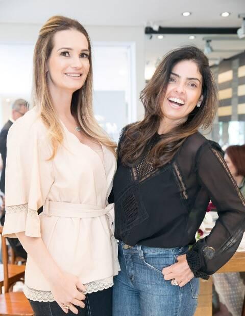 Ines Barbosa e Patricia Oliveira