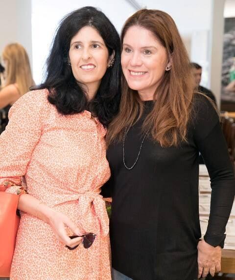 Luciana Sève e Patricia Garcia