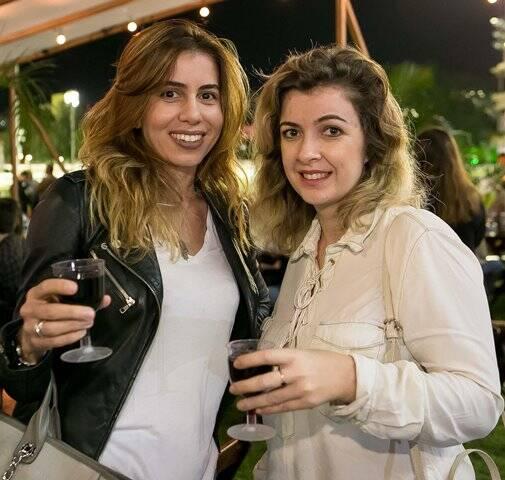 Christiana Sauer e Sara Vivacqua