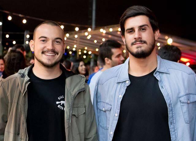 Gabriel Bittencourt e Felipe Martins