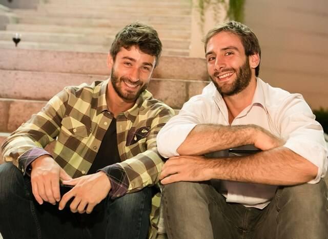 João Gabriel Seabra e Felipe Fernandes