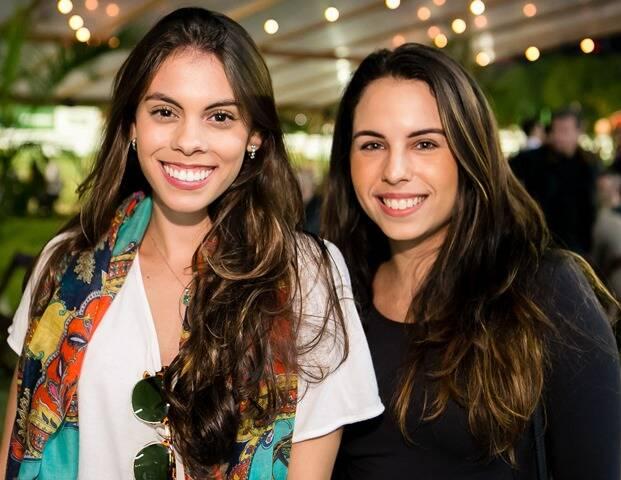 May Linn Liao e Joana Cortez