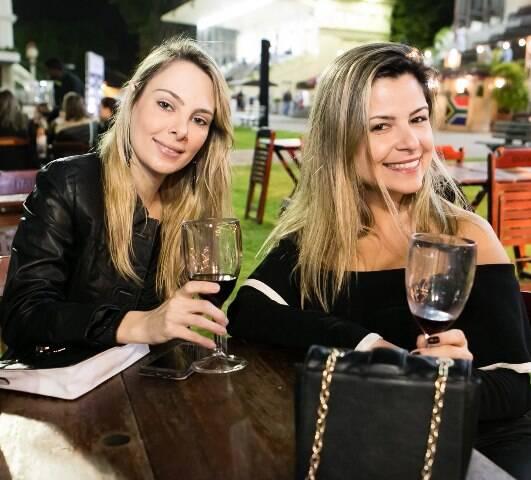 Tatiana Dias e Bruna Mello