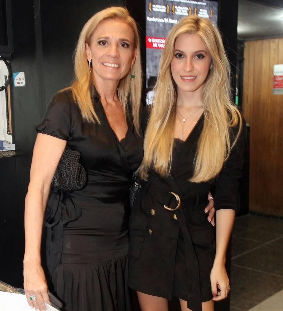 Rebeca e Bruna Rocha /Foto: Vera Donato
