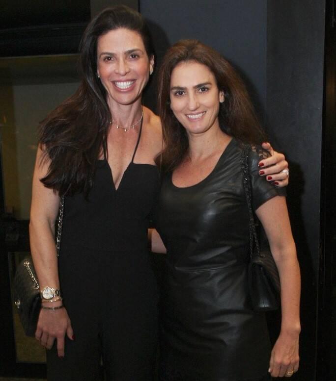 Gabriela Carvalho e Juliana Naves /Foto: Vera Donato