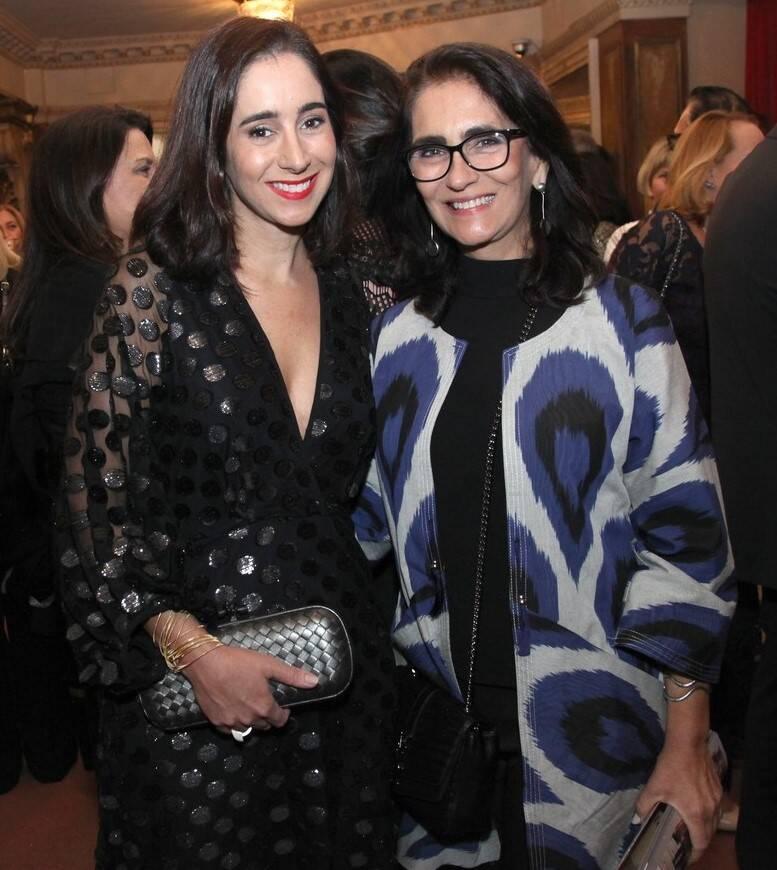 Antonia Leite Barbosa e Kátia Mindlin /Foto: Vera Donato